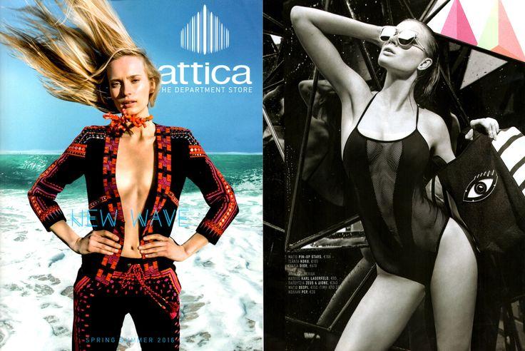 Attica Magazine