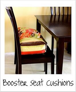 Booster Seat Cushionsgreat For The Nieces