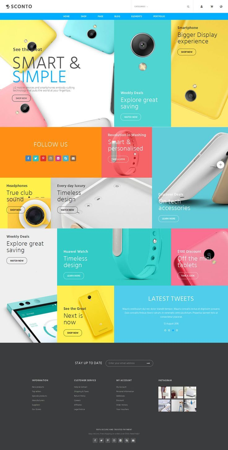 15 Best Web Design Inspiration 2017