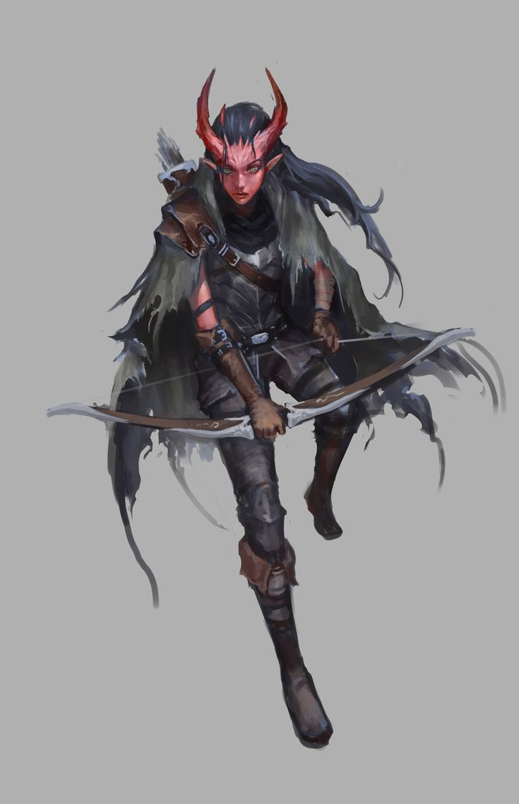 Man-Hunter Ranger by jeffchendesigns