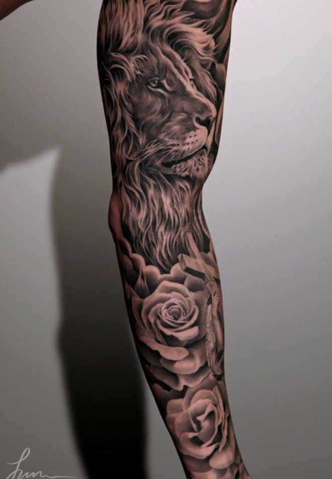 Absolutely love this sleeve