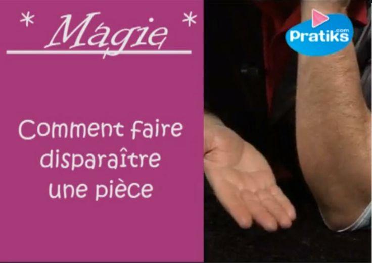 le magicien herv pailler nous explique un tour de magie