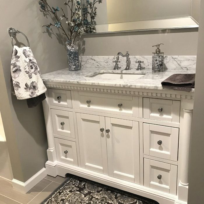 You Ll Love The Sydney 48 Single Bathroom Vanity Set At Wayfair