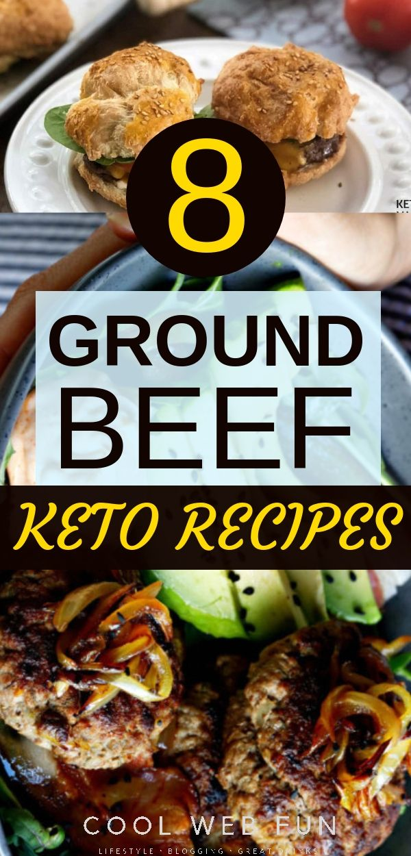 8 Tempting Keto Ground Beef Recipes Low Carb And Easy Beef