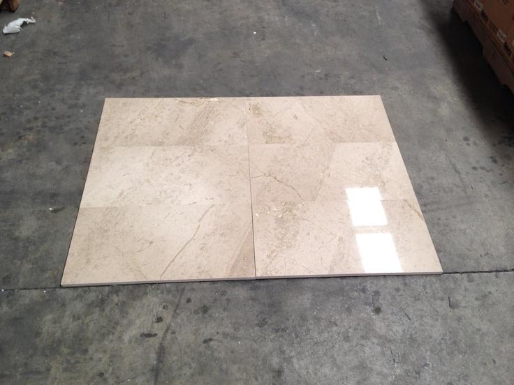 Bacchio beige dark - polished 600x300x15mm