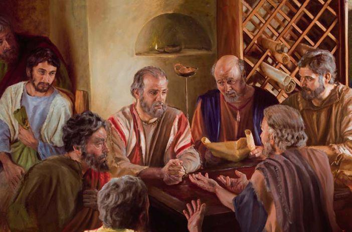 Exodus 21–24; 31–35
