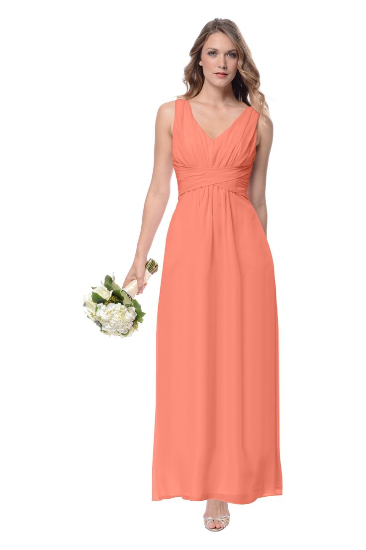 15 besten Chiffon Bridesmaid Dress Bilder auf Pinterest ...