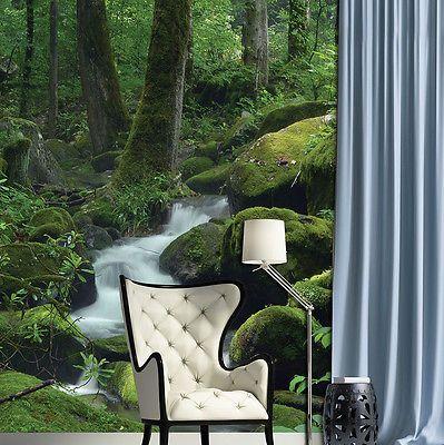 tolles fototapete wohnzimmer natur stockfotos bild oder decaeacaa