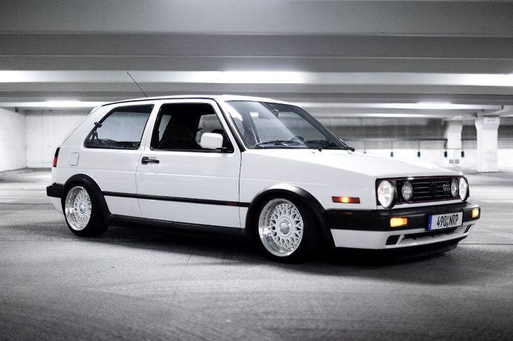 Made in Garaje: FOTOS VW GOLF MK2                              …