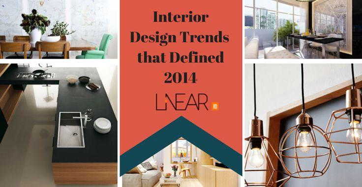Interior Design Trends that Defined 2014