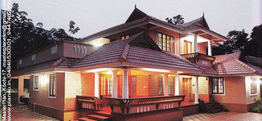 traditional chettinad home elevatins - Google Search