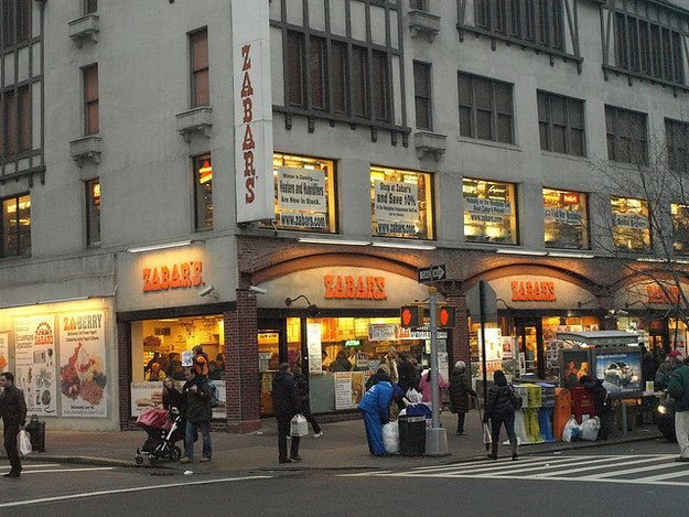 Zabar's, 2245 Broadway (Upper West Side) | 44 Amazing NYC Places That Actually Still Exist