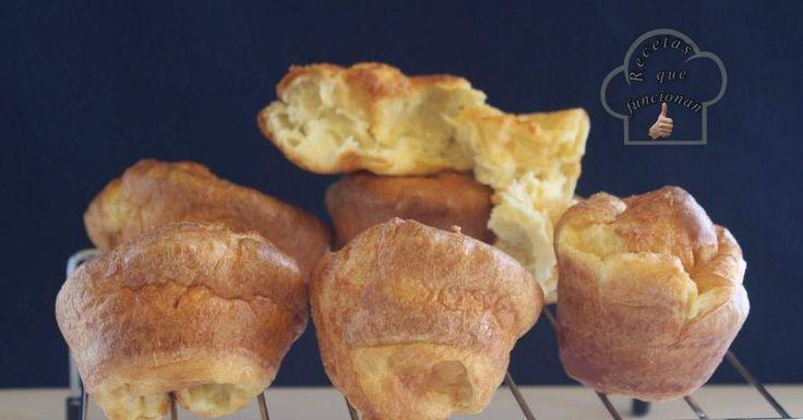 Bollitos pan con 3 ingredientes y en solo 20 minutos de horno