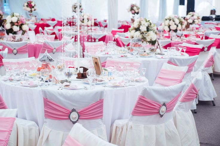 Свадебное праздничное оформление.