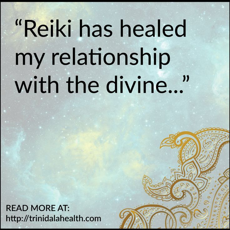 Hearing from others how #Reiki helped them is powerful. Read the entire story and more at: http://trinidalahealth.com/reiki-experiences/ and share your experience