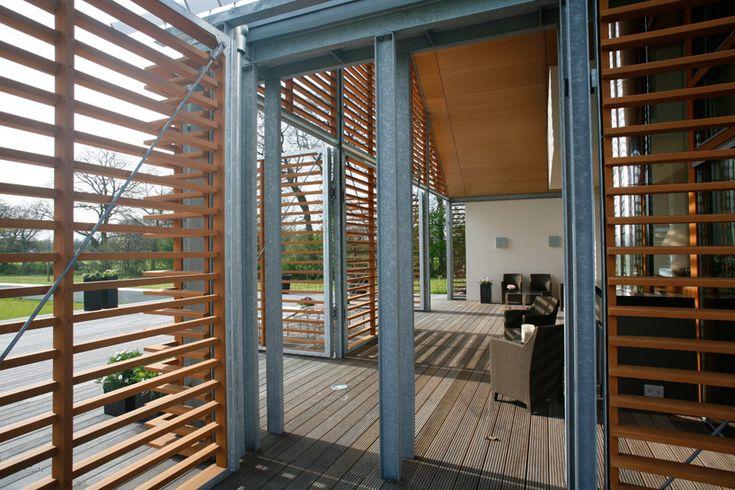 kwint architecten: a barn in the countryside