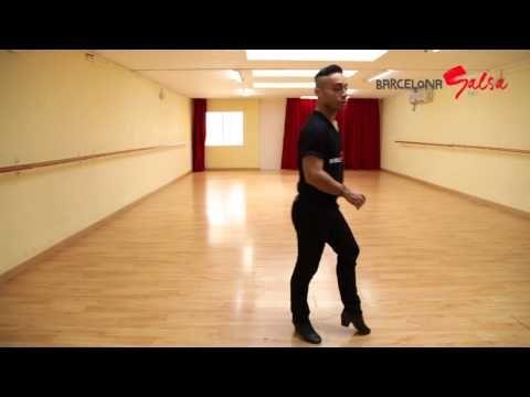Clases Salsa Online Pachanga - Iniciación (Explicación) 1/2 - YouTube