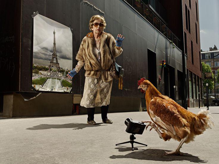 Sacha Goldberger Bio PARIS PARIS Tirage numéroté et signé  80 x 60 cm. 1/10 ex. 120 x 90 cm. 2/8 ex. Caisse américaine + 2500 €