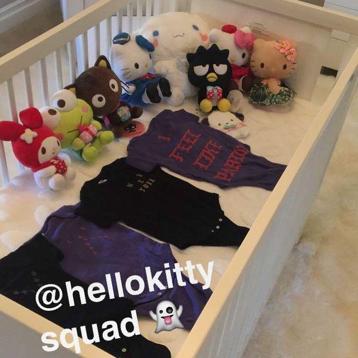 "ROBERT KARDASHIAN on Instagram: ""Thanks @hellokitty ‼️😍 my baby girl gonna be happy :)"""
