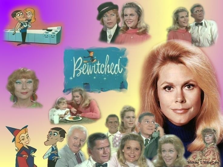 Tv bewitched cast