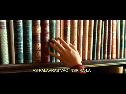"""""""A Menina que Roubava Livros"""" (The book Thief) - Trailer Oficial Legendado - YouTube"""