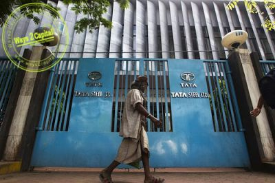 BSE Metal stocks were up over 2% on BSE in early trade today. Shares of Tata Steel and Vedanta has rallied over 2.5% each. Tata Steel Ltd is currently trading at Rs. 236.65, up by Rs. 6.6 or 2.87% from its previous closing of Rs. 230.05 on the BSE. - See more at: http://ways2capital-equitytips.blogspot.in/2015/12/metal-stocks-shine-tata-steel-jumps-28.html#sthash.rIYBbQ7k.dpuf