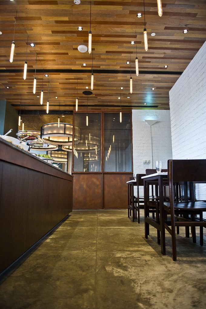Best restaurant design by suying metropolitan studio