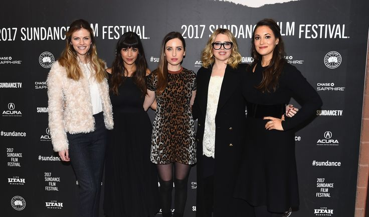 The reason that so many filmmakers give when asked why there aren't more female filmmakers making it big in the industry is that the industry is male dominated from top to bottom, all the way down the production assistants and gaffers. While it's not