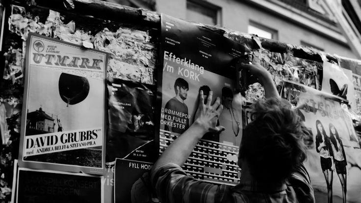 Branding Identity Campaign for Bergen International Festival (Festspillene i Bergen). Cannes Design Grand Prix winner.
