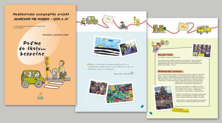 graphic design - brochure