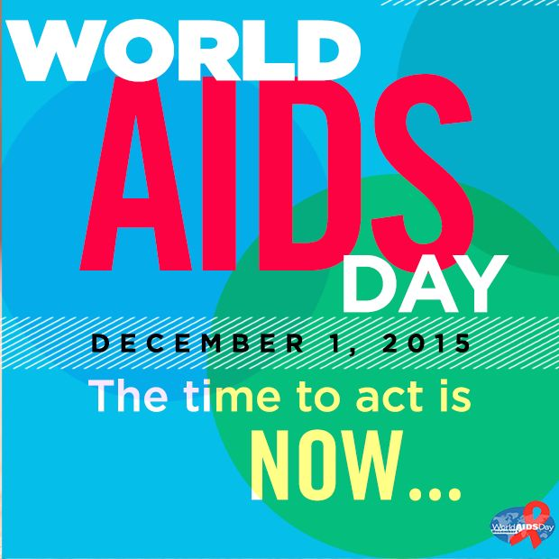 Starting with Our Own: Federal Employees Mark World AIDS Day 2015