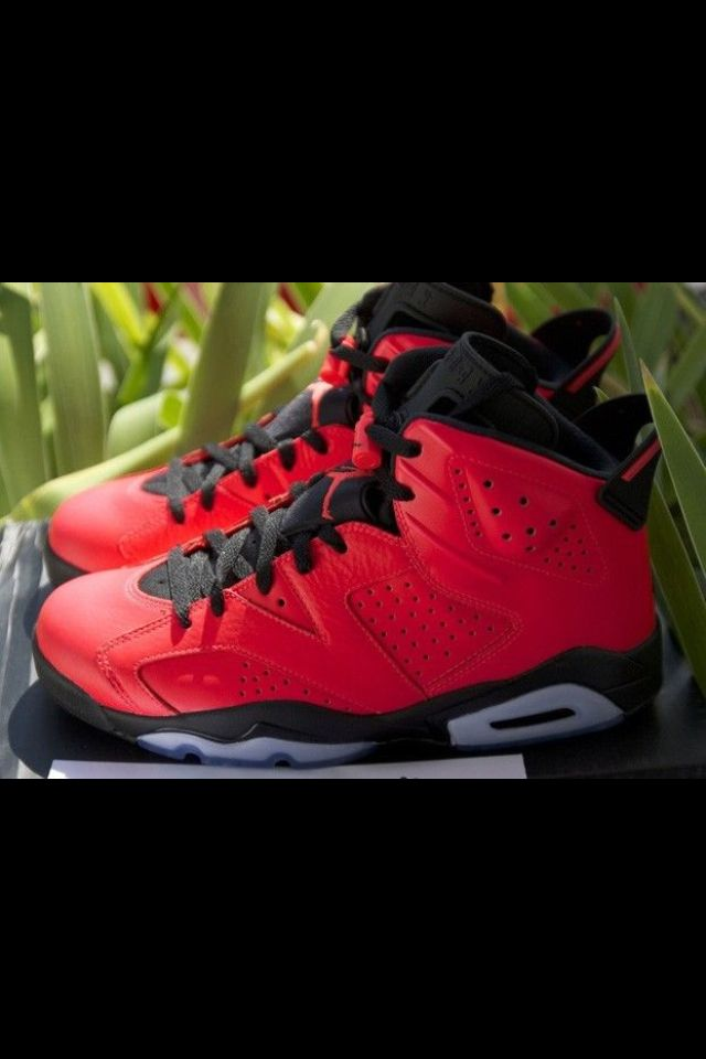 2797a5604f62cf New Cheap Nike Jordan 6 Cheap sale Infrared 23 Black 384664-623 ...