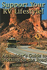 Support Your RV Lifestyle! An Insider's Guide to Working on the Road is a complete reference for making money on the road. Based on the author's ten years working and traveling in her motorhome, as well as the experiences of many other working RVers, this how-to manual is broken down into easy to use sections: * Know Yourself: how much money do you need, evaluate your skills. * Nitty Gritty of Getting Work: Getting mail and messages, where to look for work, resumes for the road,interviewing, ...