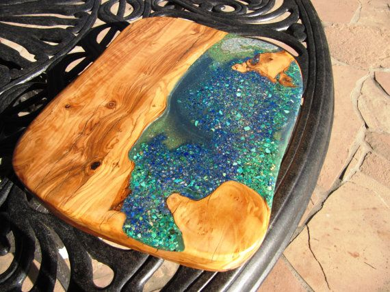 les 25 meilleures id es de la cat gorie diy resin inlay sur pinterest bricolage en r sine et. Black Bedroom Furniture Sets. Home Design Ideas