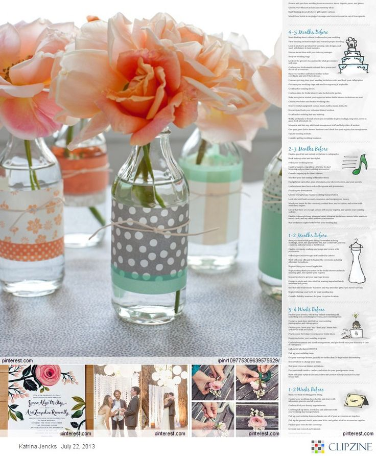 Cute, DIY decorations for any occasion or just to add some color to your house!