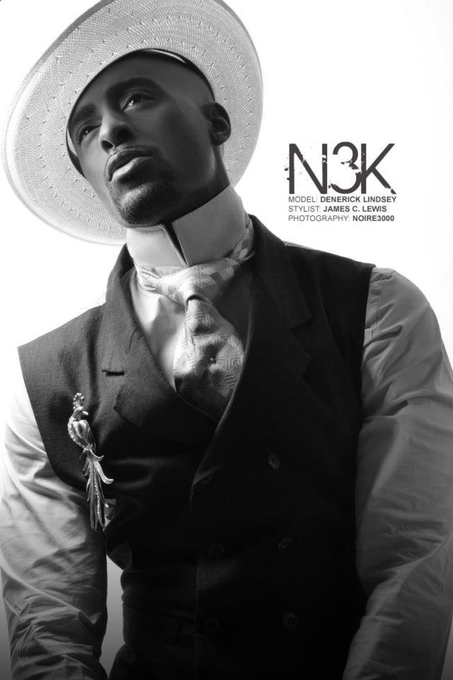 model: Denerick Lindsey | stylist & photog: James C. Lewis www.noire3000studios.com