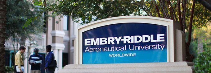 The Top 4 U.S. Aviation Universities: Embry-Riddle Aeronautical University
