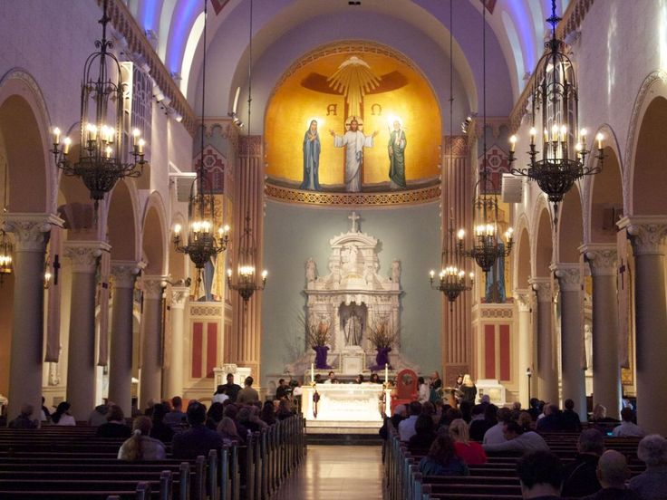Saint Monica's Catholic Church. Academy Award Best Picture winner Going My Way, the 1944 film in which Father O'Malley (played by Bing Crosby) saved his struggling St. Dominic's in New York, was partly inspired by Msgr. Nicholas Conneally, former pastor of St. Monica