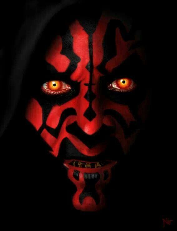 Insidious Demon Face Paint