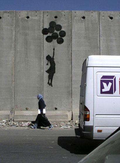 106 Awesome Banksy Graffiti Drawings #banksy #art #graffiti painting this on my wall