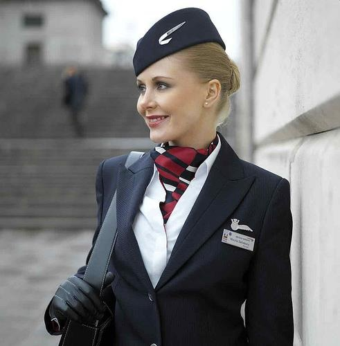 British Airways Mixed Fleet Uniform - I'll be in this come September!