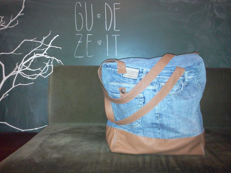 ZeroWaste ♥ Bag designed and produced from Alexandra Poetz from The Good Tribe