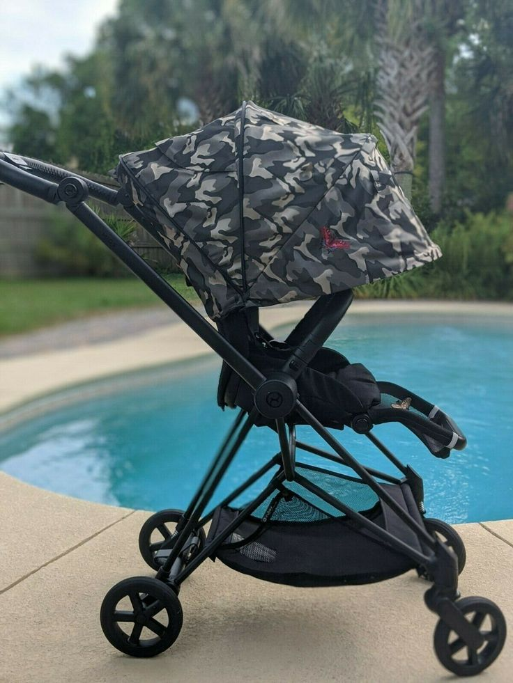 Cybex MIOS stroller butterfly edition в 2020 г
