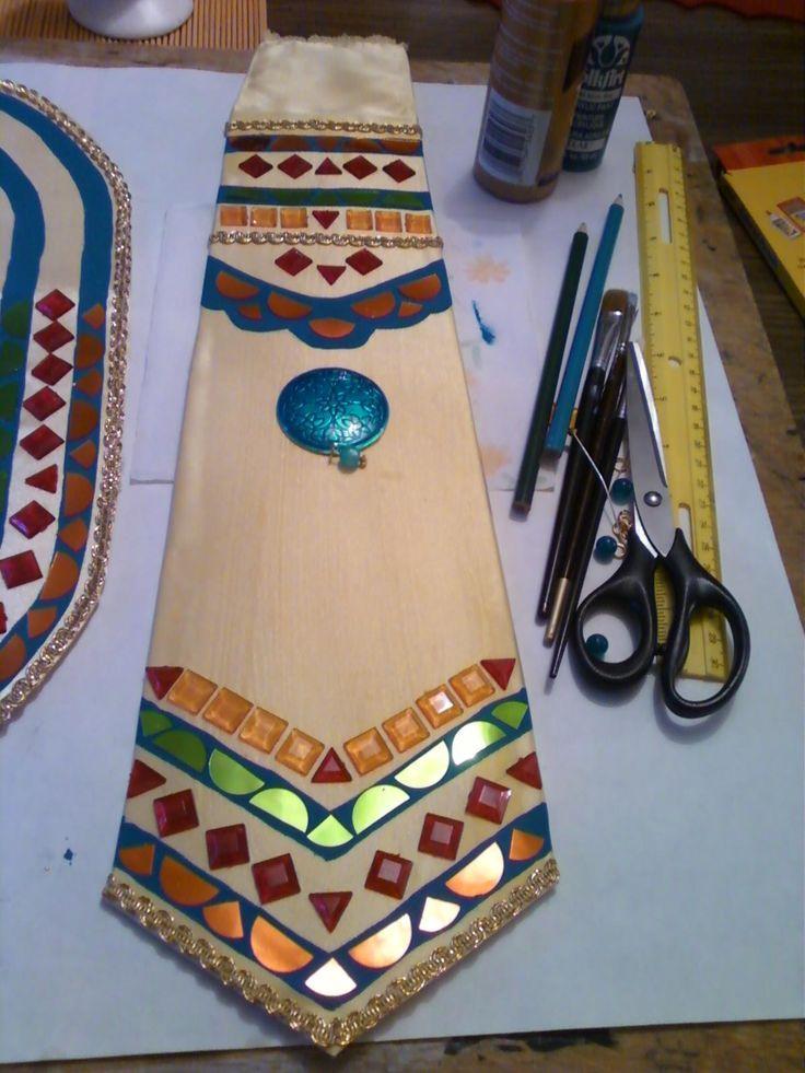 Las 25 mejores ideas sobre ropa egipcia en pinterest for Crafts for men to make