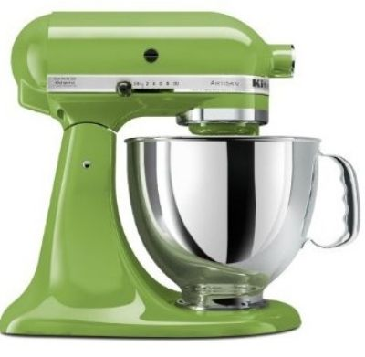 Kitchen Master Lime Green Food Processor