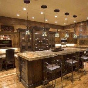 kitchen lighting ideas over table