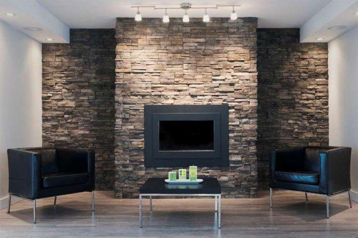 Oltre 25 fantastiche idee su rivestimento in pietra su - Rivestimento parete interna ...