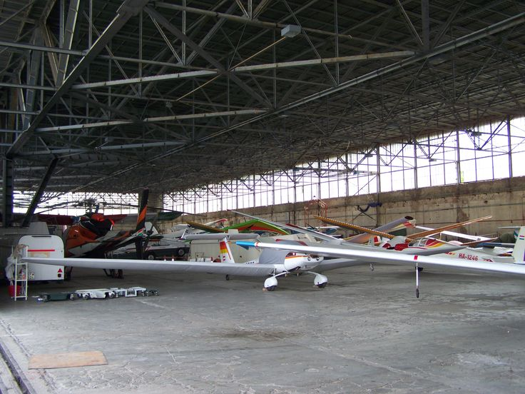 Repülőgép hangár