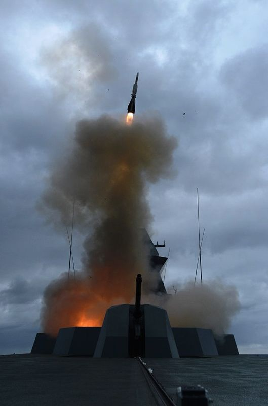 Singapore Navy's RSS Intrepid conducts live-firing of Aster missile http://www.naval-technology.com/news/newssingapore-navys-rss-intrepid-conducts-live-firing-of-aster-missile-4316886