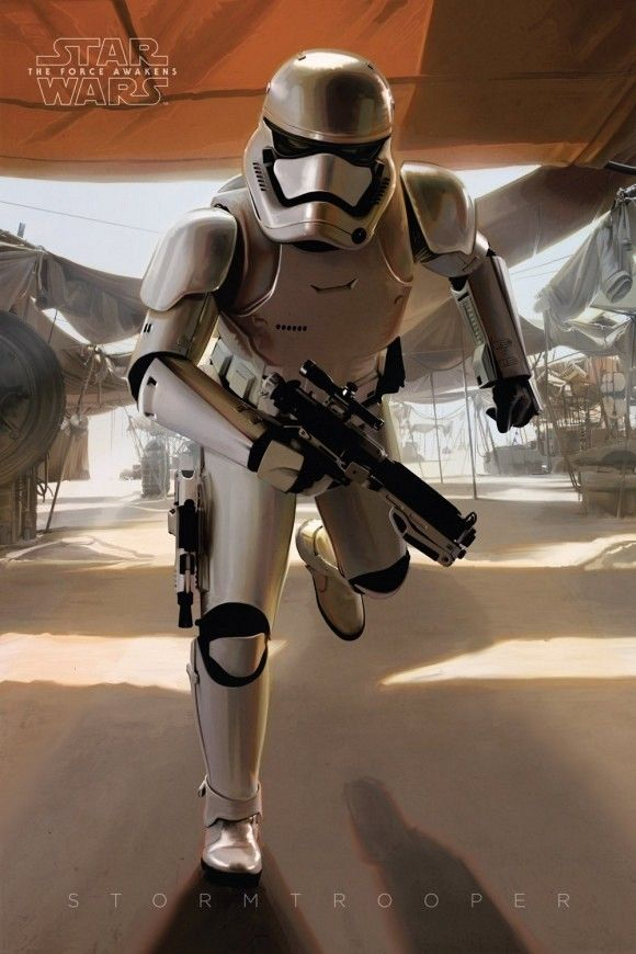 star wars forcea wakens stormtroopers jakku Star Wars 7 Gets More Promo Images & Early UK Release Date